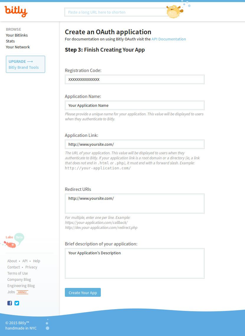 Shortening services — CM Social Post 1 0 1 documentation